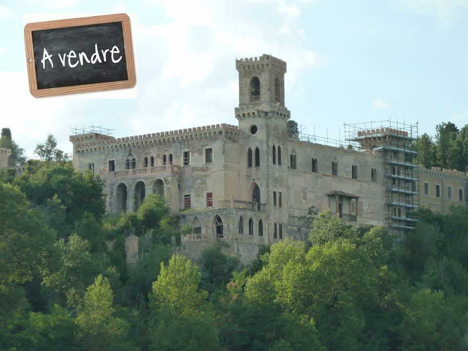 villa et chateau a vendre