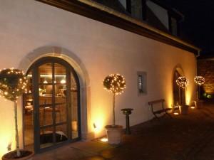 Restaurant Strasbourg Table De Christophe
