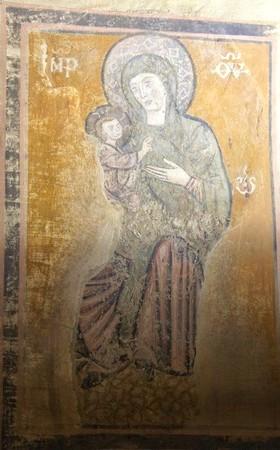 La Madone à l'Enfant, 1280-1290.