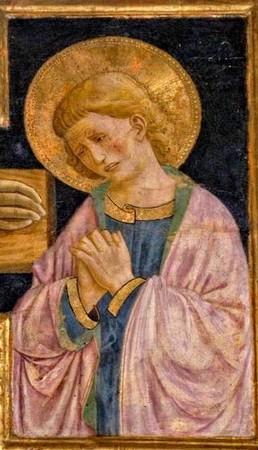Saint Jean, l'Evangéliste.
