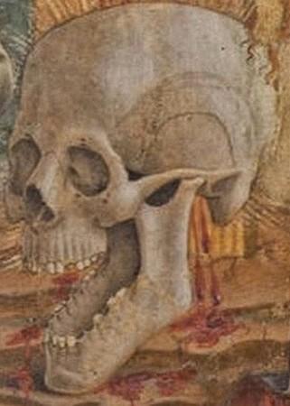 Pourquoi un crâne ?
