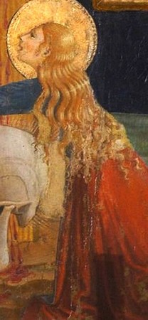 Sainte Marie Madeleine.