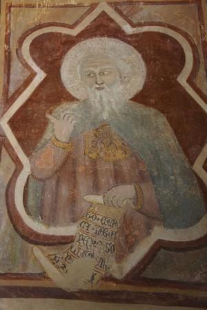 Le prophète Isaïe.  Environ entre 766 et 701 avant J.-C.