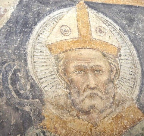 Sant'Ercolano – Saint Herculan  (détail)