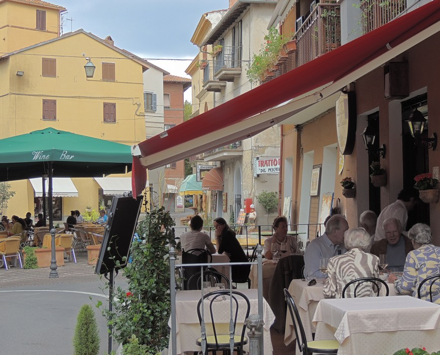 Restaurant Comme Piazza Papa Moins Cher