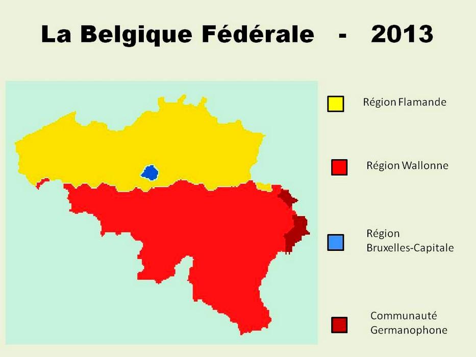 Carte Belgique Communautes Et Regions.Florence Et La Region Bruxelloise Un Cousinage Par L Iris Le