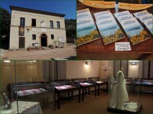 Il Museo del Merletto che è anche il Centro di Informazione. Ci vende li la guida storico-artistica di Isola Maggiore.