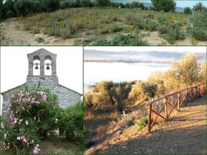Pincio di San Michele Arcangelo   -   309 metri.