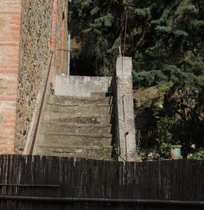 Scala esterna della casa  (1)