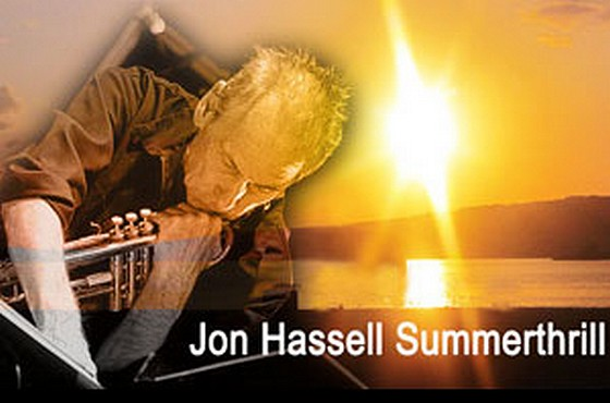 JON HASSELL   -   Music for Sunset, a replay.
