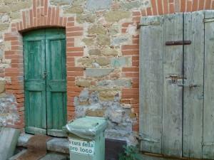 Le porte di questa casa.
