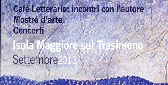 Isola Maggiore, Isola del Libro, settembre 2013.
