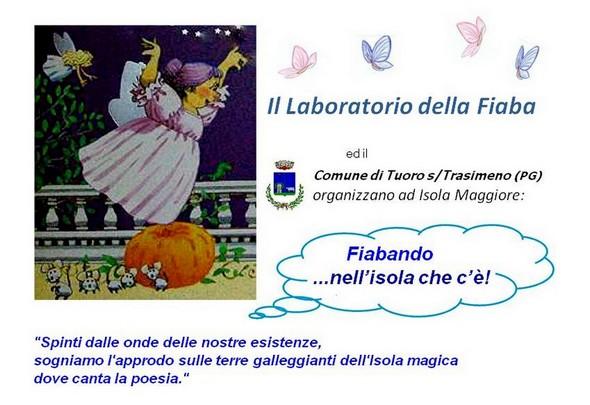 L'annuncio di questi due eventi all'Isola Maggiore.