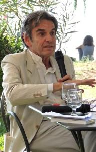 Luca Zevi presenta il suo libro.