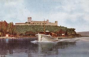 """1928 - Le """"Castiglione del Lago""""."""
