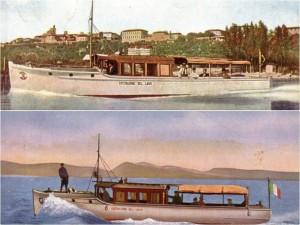 "1929 à 1939 - Autres représentations du ""Castiglione del Lago""."
