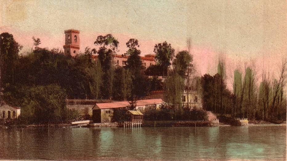 Risultati immagini per villa isabella isola maggiore