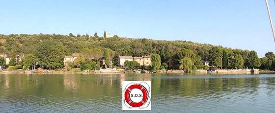 l'Isola Maggiore, joyau du lac Trasimène, appelle au secours !