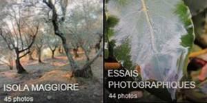 Isola Maggiore, prove fotografiche.