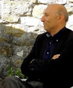"""Moreno Cerquetelli, giornalista """"TG3 RAI""""."""