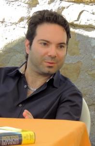 Marcello Simoni, l'autore.