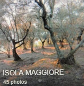 Cinquième album : l'Isola Maggiore.