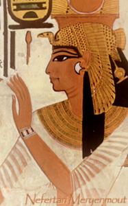 Néfertari Meryenmout.