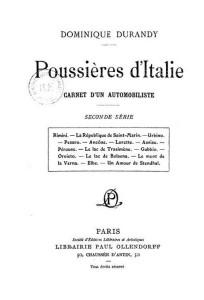 Page de garde du livre de 1914 dont l'extrait est publié ci-après.