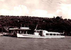 "1962 - Le ""Trasimeno"" entre en service."