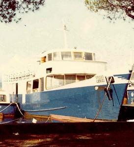 Navire de la flotte FITRAM.
