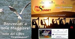 Principali avvenimenti all'Isola Maggiore nel 2013.