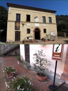 Tutti i servizi sono stati centralizzati al Museo del Merletto.