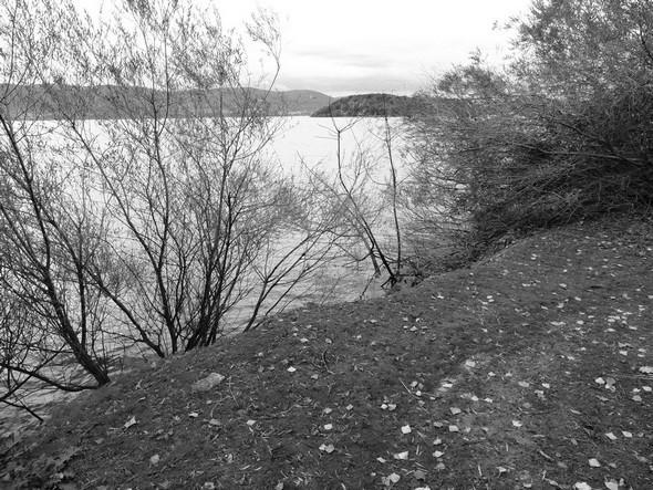 Peu après la plage de l'Isola Maggiore.