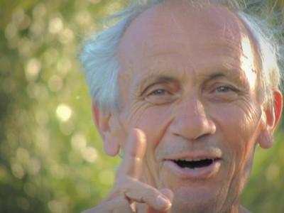 Umberto Chiappafreddo al' Isola Maggiore - 19/08/2012.
