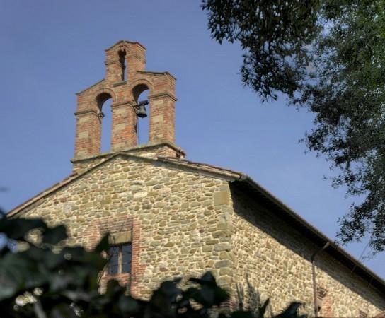 Troisième vue arrière de la chiesa Buon Gesù.