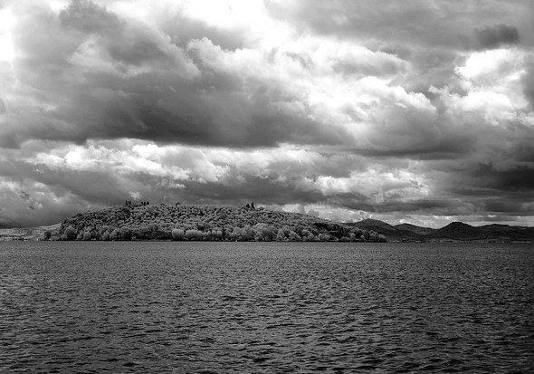 L'Isola Maggiore.