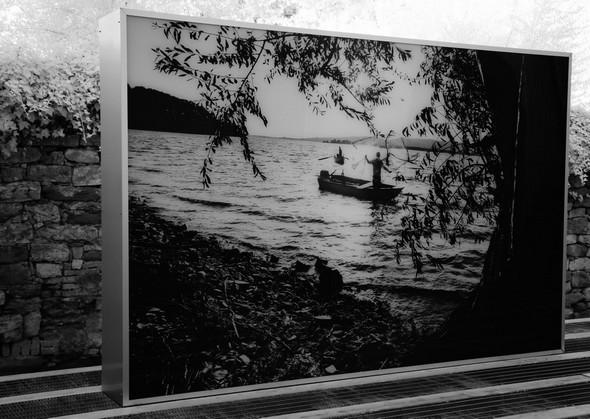 Isola Maggiore, Lac Trasimène  -  © Steve McCurry,  2013.