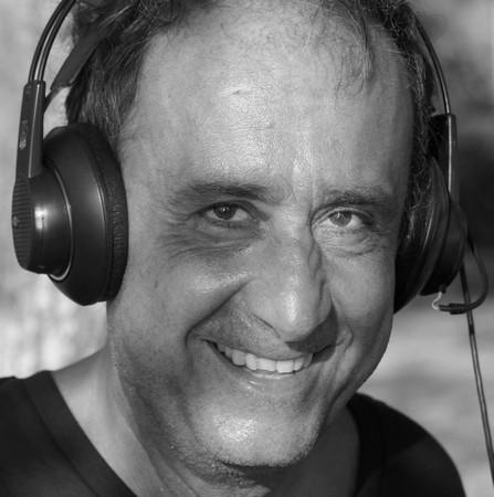Sergio Piazzoli, créateur et maître d'oeuvre de cette éblouissante manifestation à l'Isola Maggiore.