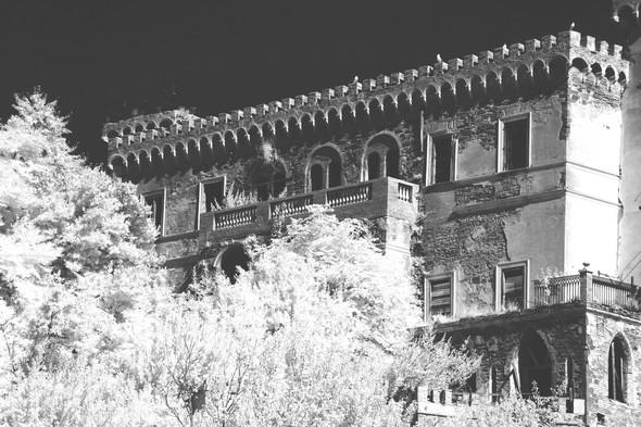 La façade sud seule.