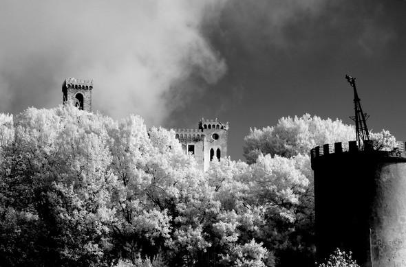 Château Guglielmi, au revoir... Arrivederci...
