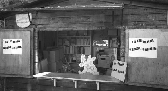 Un nuovo concetto: la libreria senza libriaio