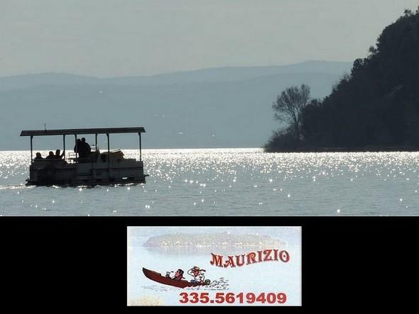 Servizio barca - Boating service - Dienst Boot sitzen - Transport par barque