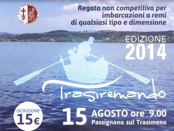 Annonce de l'événement du 15 août 2014