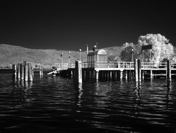 Débarcadère de l'Isola Maggiore - Pontile di Isola Maggiore.