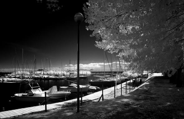 Porto del Sole, banchina ovest.