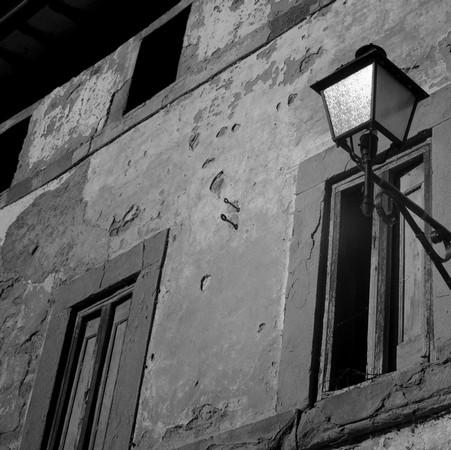Partie détériorée du Palazzo Benini.