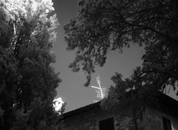 Modernité anachronique dans ce vieux village d'antan...