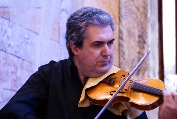 Angelo CICILLINI, 1° Violino