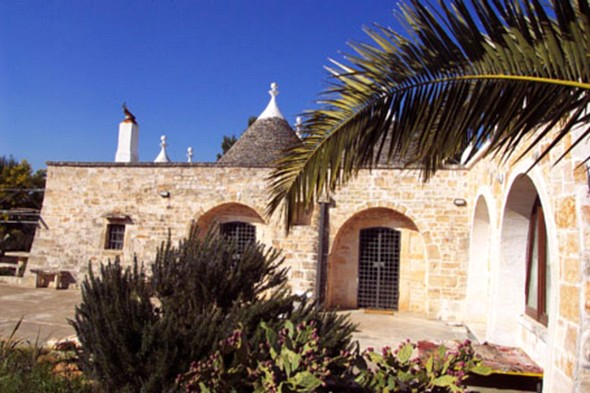 Centro Bhole Baba, l' ashram di Cisternino, in provincia di Brindisi