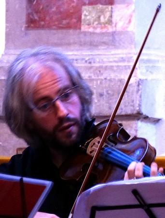 Luca VENTURI 2° violino